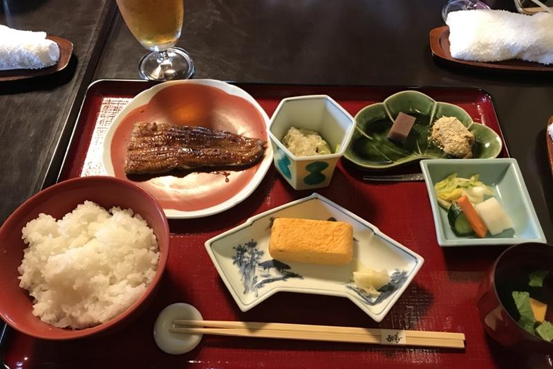 奈良でのお昼ごはん